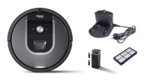 Read more about the article iRobot Roomba 960 Robot Aspirapolvere