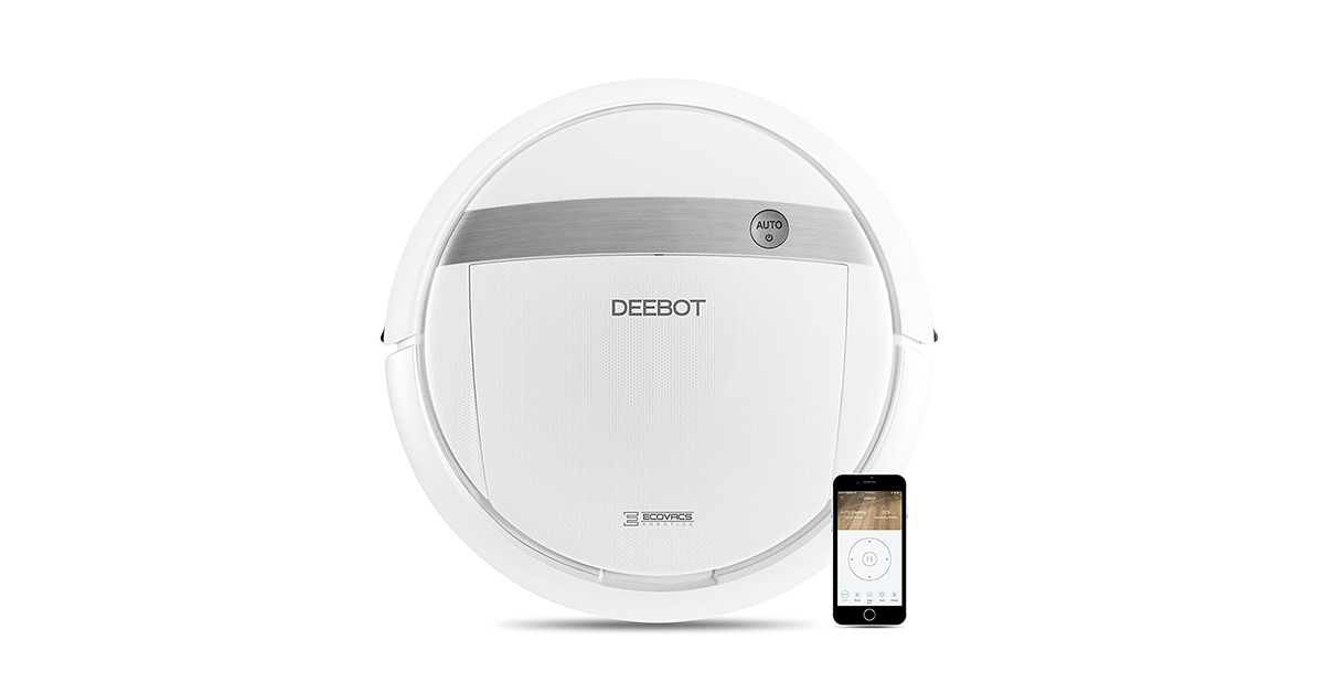You are currently viewing DEEBOT M88 ECOVACS ROBOTICS