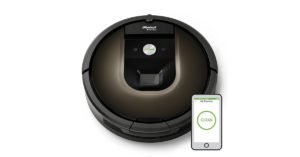 Read more about the article iRobot Roomba 980 Robot aspirapolvere