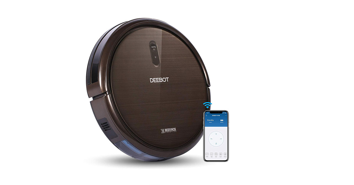 Read more about the article DEEBOT N79S ECOVACS Robotics