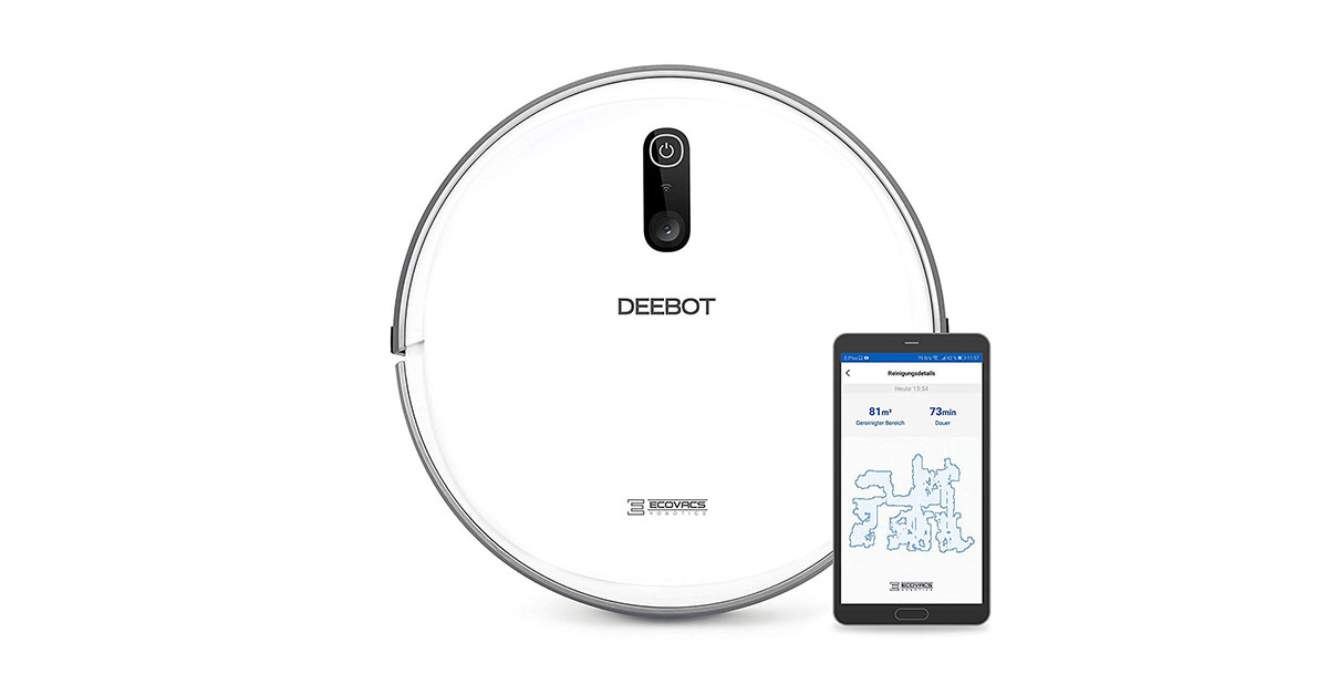 You are currently viewing DEEBOT 710 ECOVACS Robotics