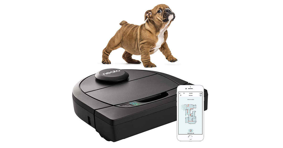 Neato Robotics D450 Premium Pet Edition