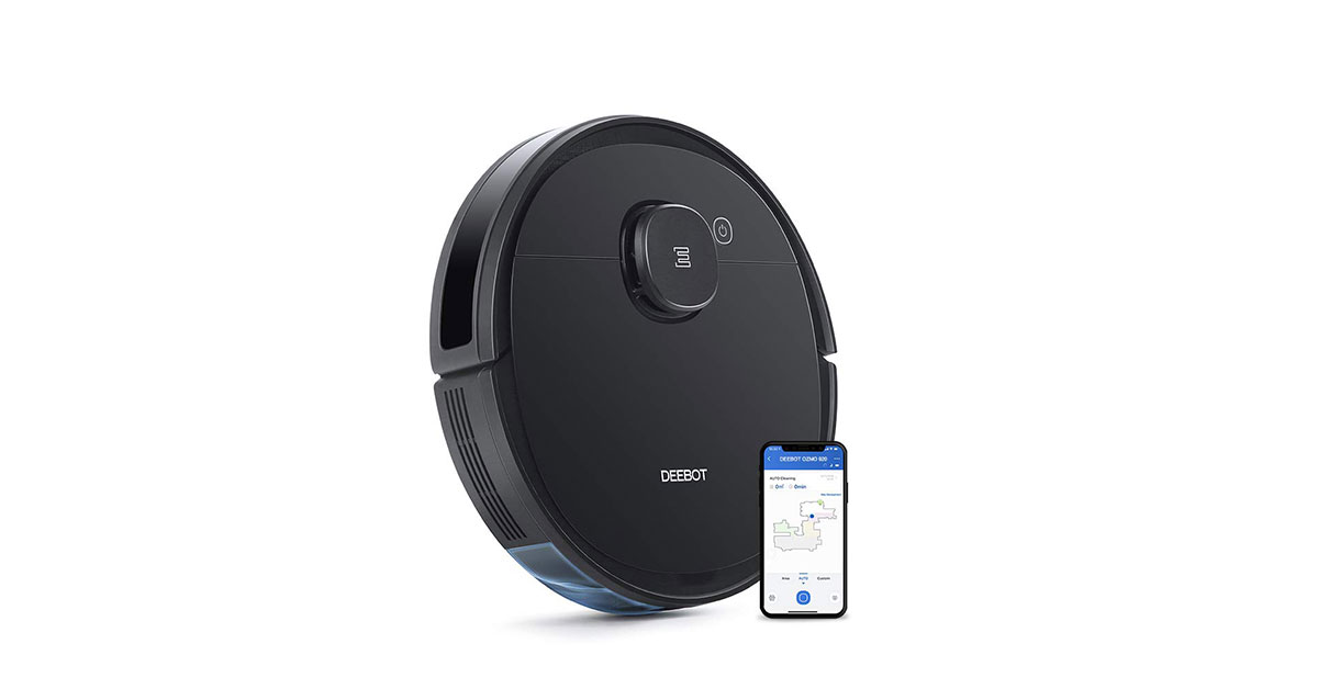 Read more about the article DEEBOT OZMO920 ECOVACS