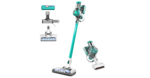 Read more about the article Tineco A11 Master Aspirapolvere cordless Motore digitale
