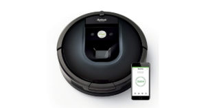 Read more about the article iRobot Roomba 981