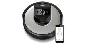 Read more about the article iRobot Roomba i7156