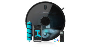 Read more about the article Robot aspirapolvere Conga
