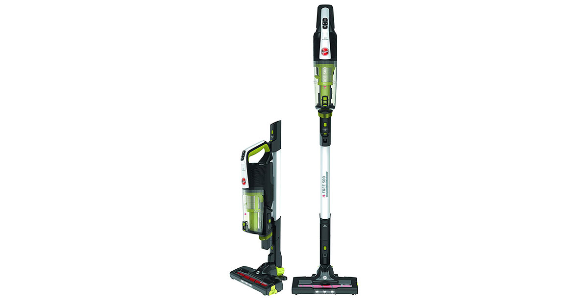 You are currently viewing Hoover H-FREE 500 HF522NPW 011
